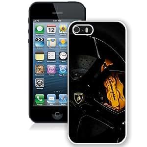Lamborghini Brakes (2) Durable High Quality iPhone 5S Phone Case