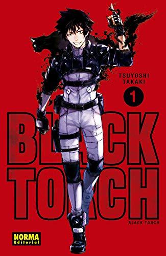 Black Torch 1 por Tsuyoshi Takaki