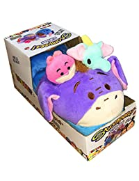 Stompeez a Fancy animated Disney Slippers with Personality TsumTsum with a built-in patented pump mechanisms will put a smile on your children face