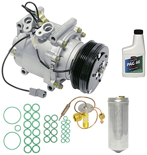 00 honda civic ac compressor - 4