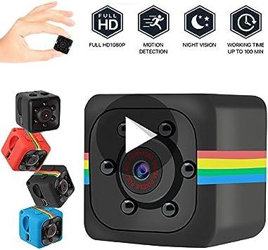 Mini Micro HD Cam Hidden Camera SQ11 Video USB DVR Recording SpyCam Camera New