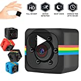 AlexGT Mini Camera Spy Wireless Night Vision: Secret Micro Security Cameras for Indoor or Outdoor Surveillance - Home Office or Car Video Recorder with 1080p HD Recording and Night Vision