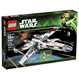 Lego Star Wars X- wing Fighter (TM) Red Squadron machine 10240 Overseas Limited