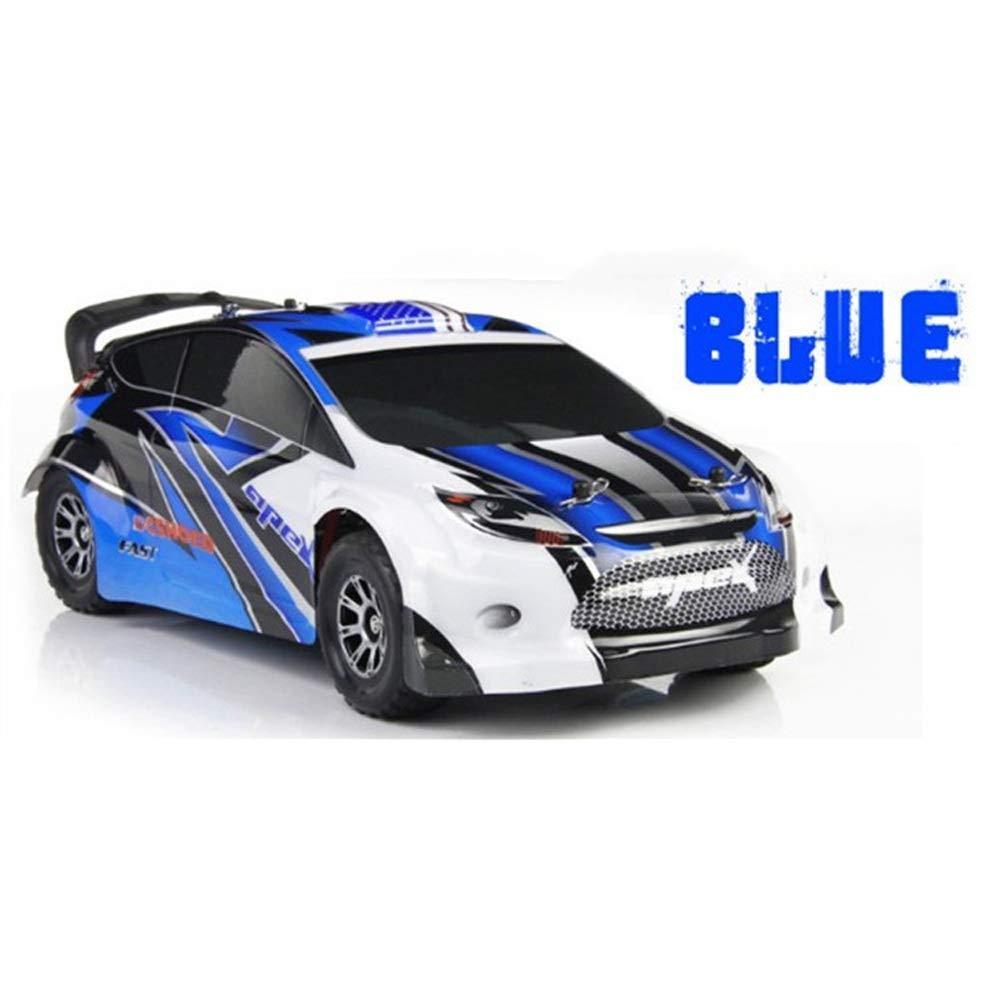 ElevenY NUOVA Moda Auto Sportiva Telecomando 1 18 2.4Gh 4WD Auto da rally 100m Distanza di controllo 50Km   H Auto da velocità con Trasmettitore - Barca elettrica ricaricabile Per Bambini Adulti Gioca