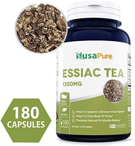 Essiac 180caps Non GMO Supports Healthy product image