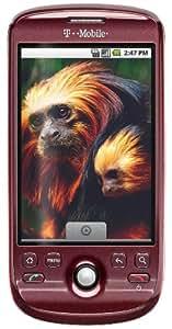 T-Mobile myTouch 3G Phone with Google, Merlot (T-Mobile)