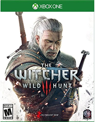 Take-Two 1000448596 Witcher 3 Wild Hunt XOne