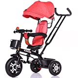 Stroller Children's tricycle bicycle baby stroller baby stroller kids bicycle Combi stroller
