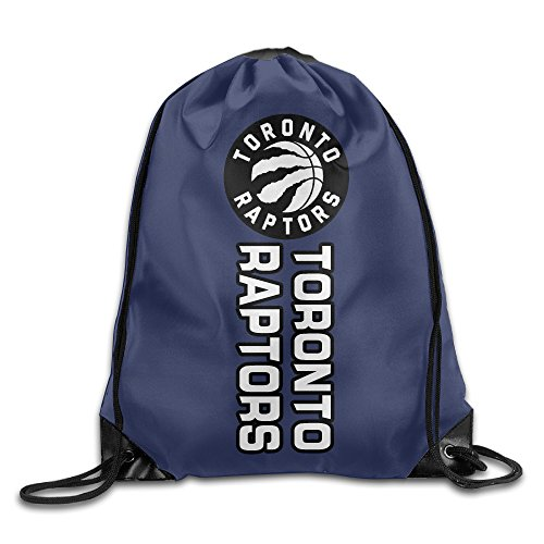 [SAXON13 Unisex Funny Toronto Basektball Logo Drawstring Backpack] (Raptors Mascot Costume)