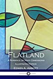 Image of Flatland - A Romance of Many Dimensions: (Illustrated)