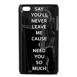 YUAHS(TM) Unique Phone Case for Ipod Touch 4 with Bring Me The Horizon YAS119326