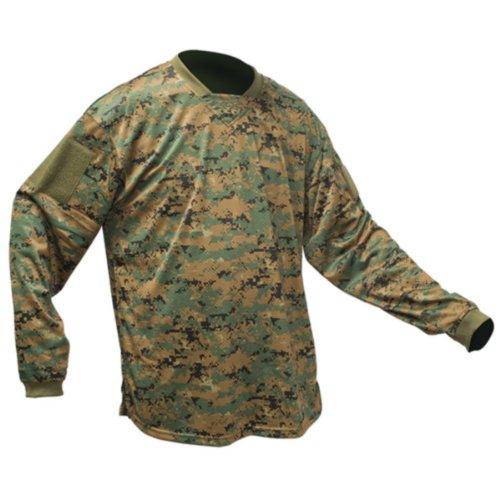 ECHO Combat Shirt-MARPAT-2XL ()