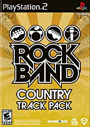 Rock Band: Country Track Pack - Playstation 2