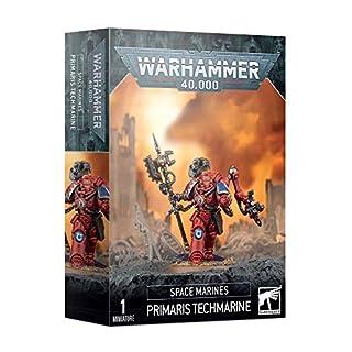 Warhammer 40,000: Space Marines Primaris Techmarine