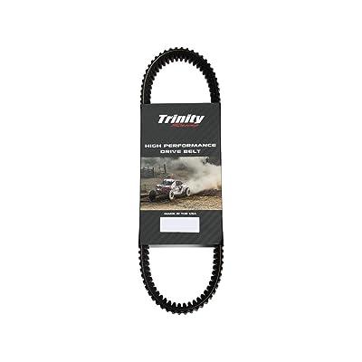 Trinity Racing Worlds Best Drive Belt - fits new 2020 Polaris RZR PRO XP: Automotive