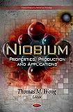 Niobium, Thomas M. Wong, 1611228956