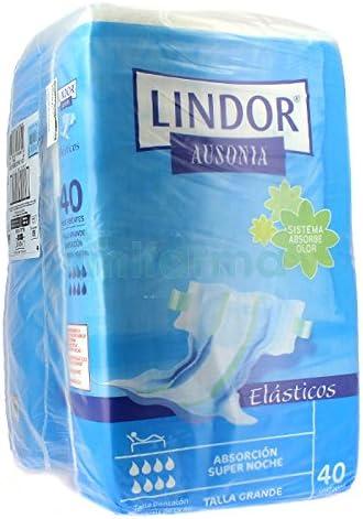LINDOR ELASTICO T GDE NOCHE 80 U R 9472: Amazon.es: Salud y cuidado personal