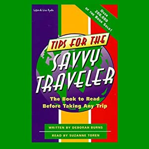 Tips for the Savvy Traveler Audiobook