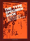 The Type Specimen Book, Type Specimen Book Staff and V&M Typographical Inc. Staff, 0471289531