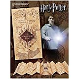 Réplique de la Carte du Maraudeur Harry Potter - The Marauders Map (21cm x 39,4cm)