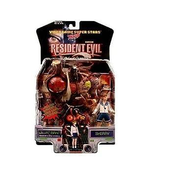 Resident Evil 2 William Birkin and Sherry /バイオハザードウィリアムバーキン\u0026 Sherry