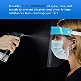 Salon World Safety 200 Face Shields