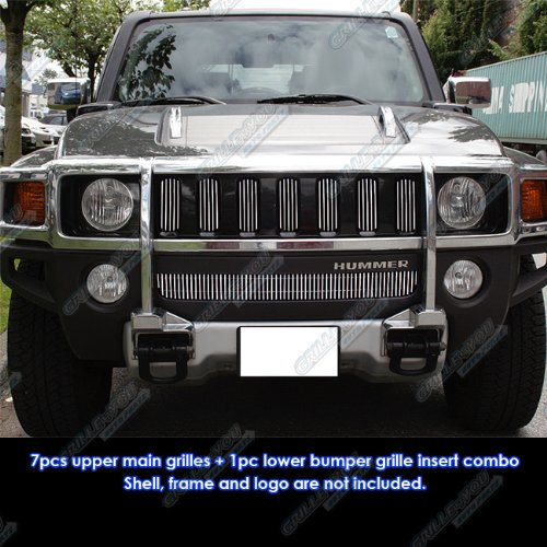 hummer grill - 4