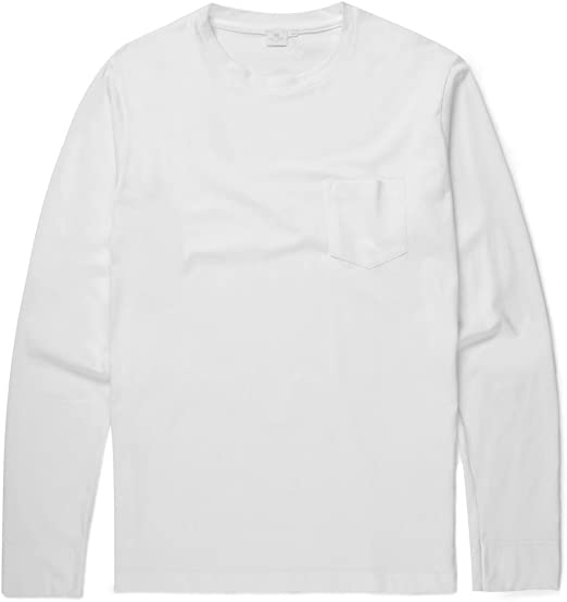 StoutMensShop Beefy Long Sleeve Tees Big and Tall USA Made T-Shirts in Vibrant Colors