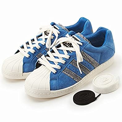 adidas Originals Skor Ultrastar 80s BluebirdBlackChalk