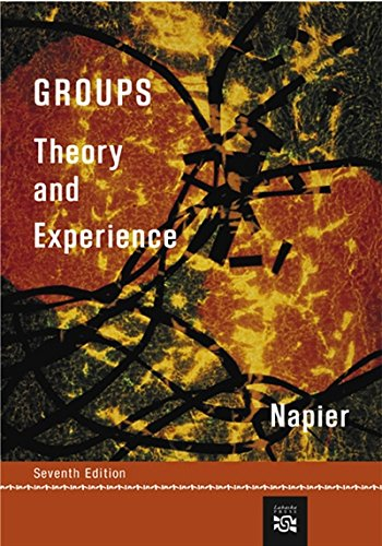 Groups  Theory And Experience  Group Counseling