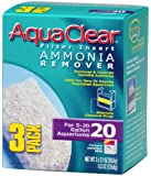 Aquaclear 20-Gallon Ammonia Remover, 3-Pack