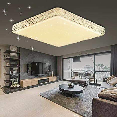 cálida blanca de techo pared LED 60W de HG® Luz Lámpara m08nwN