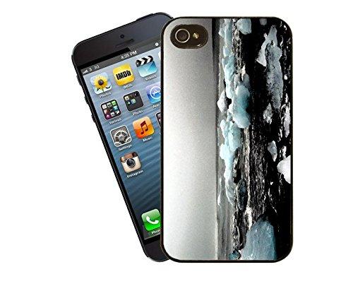 Eisberge am Strand iPhone Fall–dieses Cover passt Apple Modell iPhone 5/5S–von Eclipse Geschenk Ideen