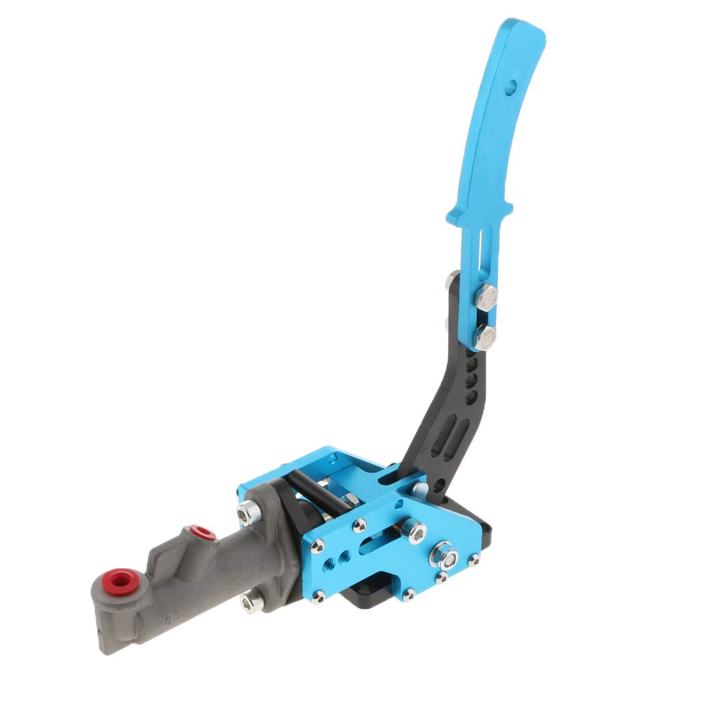 Blu Sharplace Auto Deriva Idraulico Idro Freno Corsa Freno A Mano Cambio Leva Bloccaggio