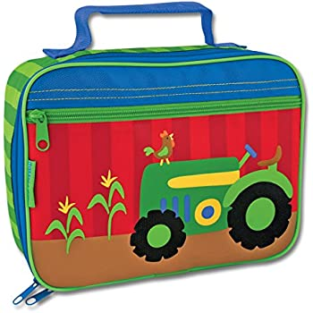 Stephen Joseph Boys Classic Lunch Box, Tractor