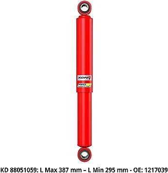 Red KONI 8805-1057 FSD Sto/ßd/ämper Hinter