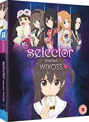 Selector Infected Wixoss - Collector's Edition [Blu-Ray]