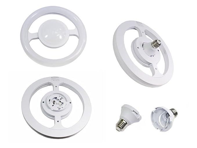 Plafoniere Con Circolina : Lampada circolare a led per ricambio neon 20 watt di consumo luce