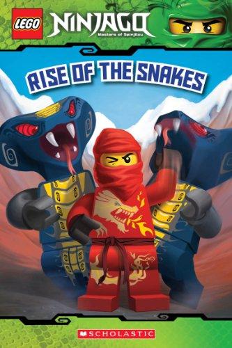 Rise of the Snakes (LEGO Ninjago: Reader) Paperback – May 1, 2012
