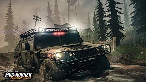Mudrunner - American Wilds Edition - Xbox One للبيع