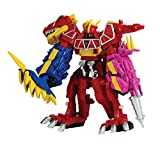 Power Rangers Dino Super Charge - Dino Charge Megazord Action Figure
