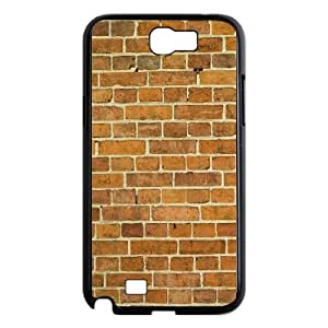 Brick Wall Texture Samsung Galaxy N2 7100 Cell Phone Case Black phone component RT_378770
