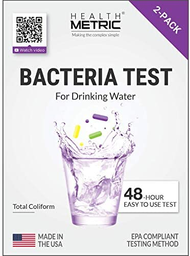 Coliform Bacteria Test Drinking Water product image