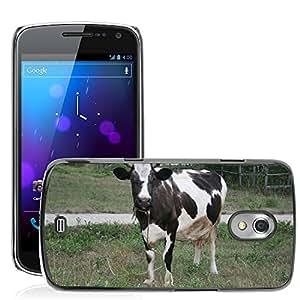 Etui Housse Coque de Protection Cover Rigide pour // M00134886 Vaca Animal Ganado Pueblo // Samsung Galaxy Nexus GT-i9250 i9250