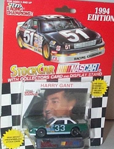 Racing Champions Card - 8