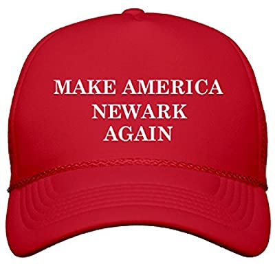 Make America Newark Again: OTTO Poly-Foam Snapback Trucker Hat