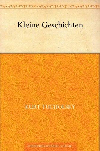 Kleine Geschichten (German Edition)