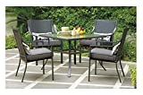 Cheap Gramercy Home 5 Piece Patio Dining Table Set
