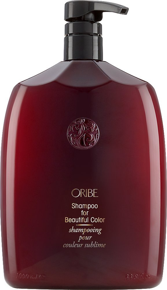 ORIBE Shampoo for Beautiful Color- Retail Liter, 33.8 Fl Oz