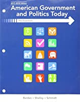 Bundle: American Government and Politics Today: Essentials 2017-2018 Edition, Loose-Leaf Version, 19th + MindTap Political Science, 1 term (6 months) Printed Access Card